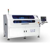 China Compact Solder Paste Screen Printing Machine , Automated SMT Stencil Printer on sale