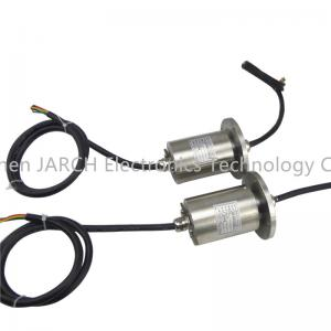 China 5A Current Waterproof Slip Ring , Electrical Sealed Slip Ring For Offshore on sale