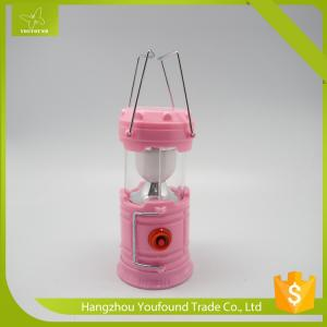 China WS-5700D Dry Battery Hand Crank USB Led Camping Lantern on sale