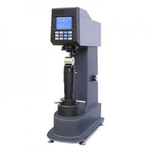 China All Rockwell Hardness Tester Big LCD Display Rockwell Hardness Tester regular superficial plastic hardness tester on sale
