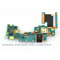 China Metal HTC Spare Parts For One M8 Motherboard Flex Charging Flex Card Tray on sale