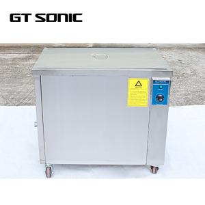 China Stainless Steel Mechanical Ultrasonic Cleaner High Efficiency 28 / 40kHZ on sale