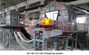 China Two Shaft Shredder / Rotor Shear (GXT40-130) on sale