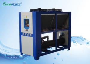 China Eco Friendly Scroll Compressor Air Cooled Portable Chiller Heat Recovery Chiller on sale
