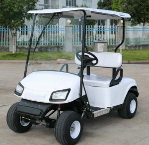 China 3000W Electric Vintage Cars 2 Seats / Tourist Electric Golf Buggy on sale