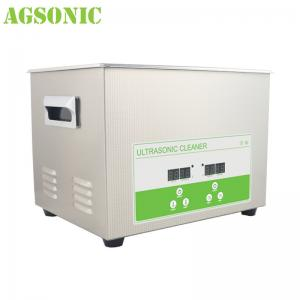 China Stainless Steel Tank Digital Heater Semiconductor Ultrasonic Cleaner on sale