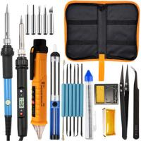 China UK Plug 60W 80W K01S Soldering Iron Kit 1.4M Wire Length on sale