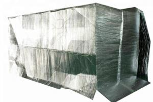 China Heat Insulation Cooler Shipping Container Liners , Thermal Container Liner 1x1.2x1m on sale