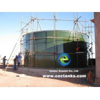 Glass - Fused - To - Steel Drinking Water Storage Tanks From 500 Gallons To 4000000 Gallons