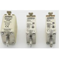 Siemens 3NA Series Electrical Safety Fuses For Cable 3NA3801 LV HRC Link