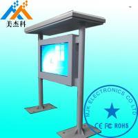 Bus Stop Lcd Advertising Screen , Hd External Digital Signage Brightness 2000cd