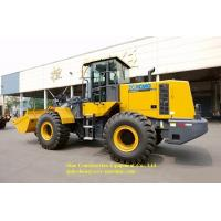 China High Torque Front End Wheel Loader LW500KV Modern Construction Equipments on sale