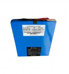 China 8Ah Ultra thin 12V LiFePO4 Battery Pack Lithium Ion Phosphate Batteries on sale