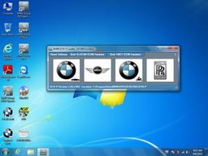 China Brand new ISTA/D ISTA/P Diagnostic Software for BMW ICOM A2 Dealer Level Software on sale