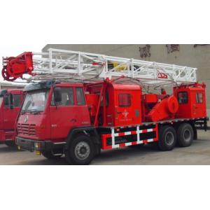 China sell oilfield equipment XJ600 Workover Rig on sale