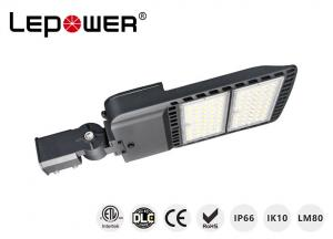 China ETL DLC approved LED car parking lighting 150W White Color 5000K Time Diming SPD 10KV on sale