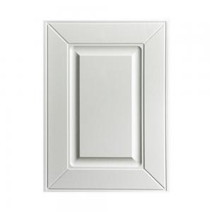 China Bathroom Vanity Shaker Kitchen Cabinet Doors Mdf Carved Size 358 * 598mm on sale