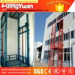 300-3000kg floor to upstairs stationany cargo electric lift platform