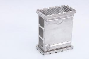 China Aluminium Heat Exchanger Gaskets , Strong Heat Exchanger Components on sale