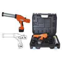 electric caulking gun 310ml cartridge type with 2pcs batteries and one charger