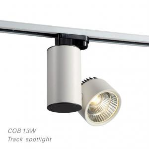 China 26W indoor adjustable low voltage led track lighting & rotatable led lamp for exhibition on sale