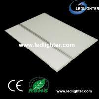 High Brightness 60W / 24V / 3528 Flat Panel Led Lighting With 1200 * 600 * 12.5mm