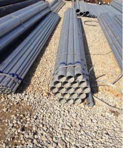 China Q215, Q235 tuyau d'acier galvanisé plongé chaud ovale 25mm de haute résistance on sale