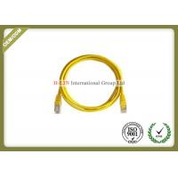 China RJ45 SFTP CU Cat5e Patch Cord 1M 2M 3M 5M 10M For Networking System on sale