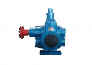 China High Pressure Gear Oil Pump Hydraulic 2-250 HP For Heavy Oil / Crude Oil on sale