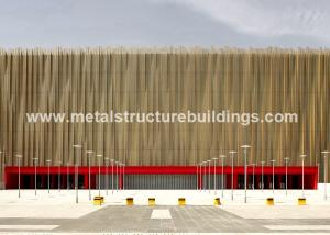 China Wind Resistant Lightweight Steel Buildings on sale