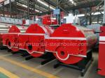 Oil Fired Hot Water Boiler With Automatic Control And Three Return Trip ( Power 35MW--14MW )