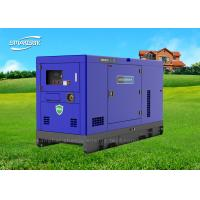 China Industrial Portable Generators Water Cooling Diesel Canopy Generator Set on sale