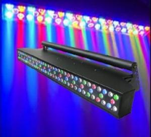 China 8CH 90pcs Edison DMX512 / Sound Activated Led Stage Wash Light, RGB Washer Lights on sale