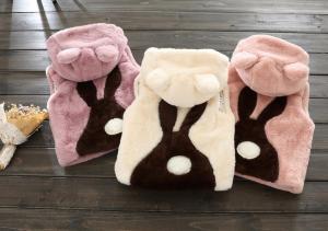 China Cute design baby girls winter baby keep warm vest jacket on sale