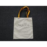 4 oz Natural Durable long Handle tote Cotton bag