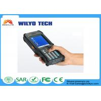 China 3.5 Inch Touch Screen Mobile Phones Android Gsm Short Range Handheld Mobile Terminal RFID on sale