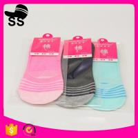 China 2017  Polyester  95% Spandex5% 28g 24cm Wholesale Summer Cotton Sweat-absorbent Invisible Winter Boat Socks on sale