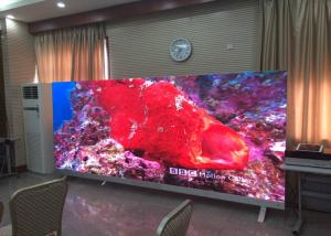 China Indoor PH3.91 Stage Background Led Display , High Definition Concert LED Screen on sale