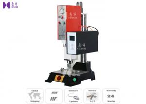 China 4200W Table Type Plastic Ultrasonic Welding Machine 0.1-99 S Output Time on sale