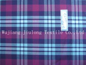 China Cotton Yarn Dyed Check Fabric on sale