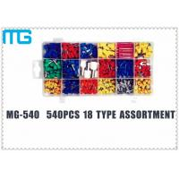 TE E Colorful Terminal Assortment Kit MG-540 540 pcs Customized 18 Types