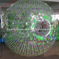 Safety Football Inflatable Zorb Ball Rental , Adventure Sports Human Hamster Ball