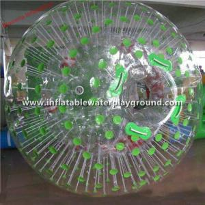 China Safety Football Inflatable Zorb Ball Rental , Adventure Sports Human Hamster Ball on sale