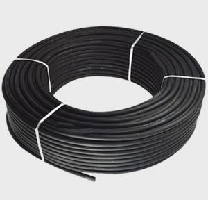 China Low voltage 450-750V 1 core 1.5mm flexible copper conductor rubber insulated cable for many pumps on sale