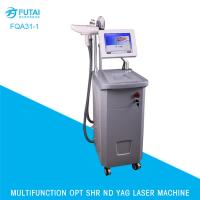China FQA31-1 IPL super hair removal OPT SHR IPL RF Laser Machine Fast hair removal on sale