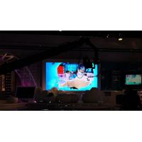 SMD2020 RGB  Led Wall Video Display Screen IP30 1080P Indoor For Meeting