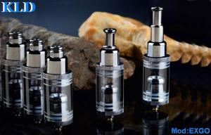 China stainless steel eGo x fire e cig Glass Tank Cartomizer EXGO dry herb wax vaporizer on sale