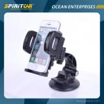 Universal Fexible Winshield Mobile Phone Car Mounts with Strong Sucker