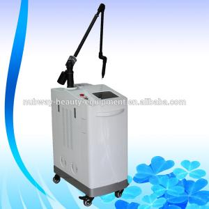 China Best clinical most effective high power q-switch nd yag tattoo remover laser on sale