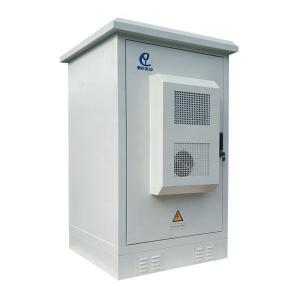 China 48v Air Conditioning Cooling Telecom Power Cabinet High Protection Rate on sale